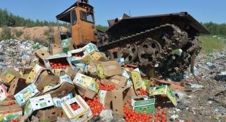 Татарстанский Роспотреб забраковал больше тонны санкционной продукции