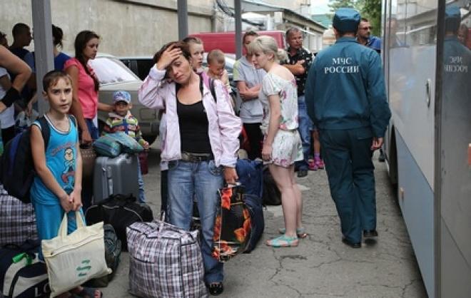 В Казань прибыло 38 украинских беженцев, ожидают ещё 70 человек