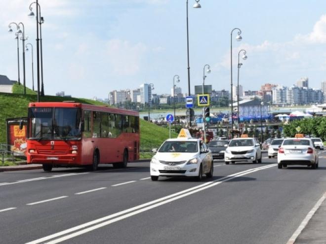 В Казани ограничат движение по ряду улиц