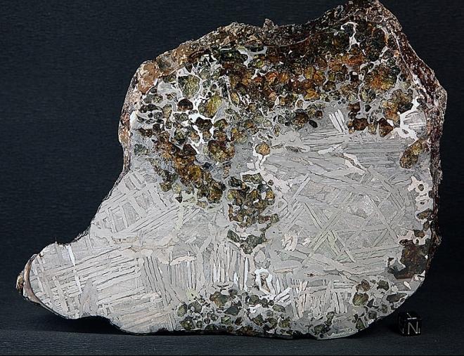 Сегодня в Казани презентуют новый экспонат — метеорит Сеймчан