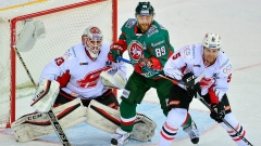 Новости  - Казанские хоккеисты снова проиграли «Авангарду»