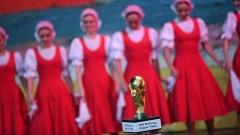 Новости  - В финале ЧМ сыграют Франция и Хорватия