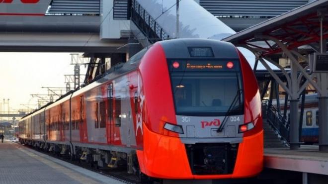 Казань и Самару свяжет пассажирский поезд дальнего следования