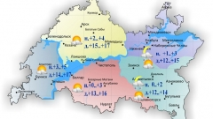 Новости Погода - 21 мая в Казани и по Татарстану ожидается переменная облачность