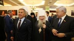 Новости  - 88% православных в Татарстане чувствуют себя комфортно