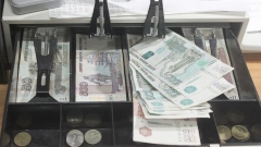 Мужчина с кухонным ножом похитил из одного банка Казани 150 тыс. рублей