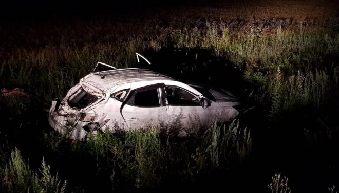В смертельном ДТП на территории Чувашии погибло двое