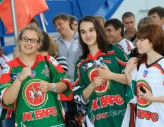 Новости  - «Ак Барс» и «Салават Юлаев» сразятся в первом раунде Кубка Гагарина
