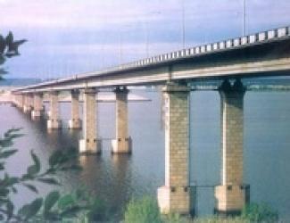 В Татарстане движение по мосту через Волгу на 777-м км открылось после капремонта дороги