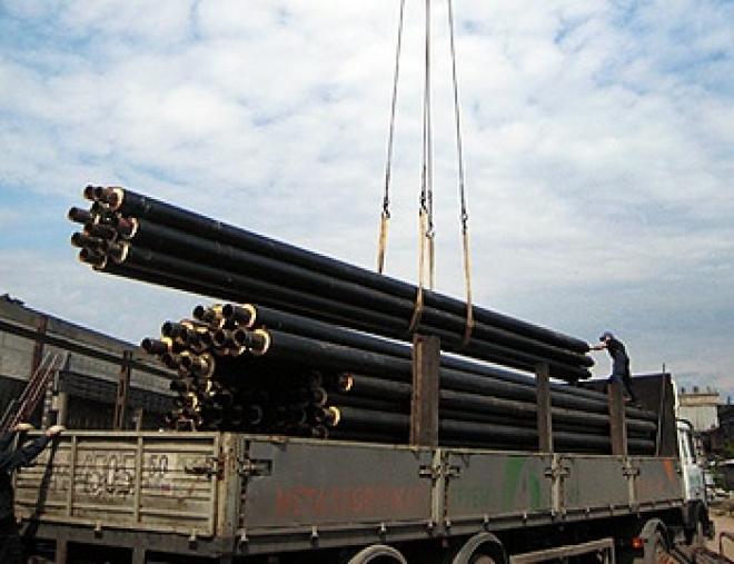 Правила погрузки металлопроката. Железнодорожные перевозки в Уфу.