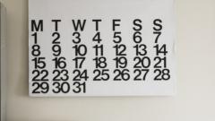 Министерство труда опубликовало список выходных на следующий год