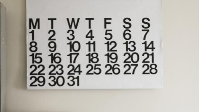 Новости  - Министерство труда опубликовало список выходных на следующий год