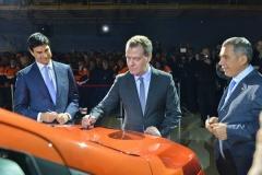 Новости  - На заводе «Форд Соллерс – Набережные Челны» запущено производство Ford EcoSport