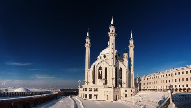 Казань вошла в пятерку лидеров для отдыха в Новый год