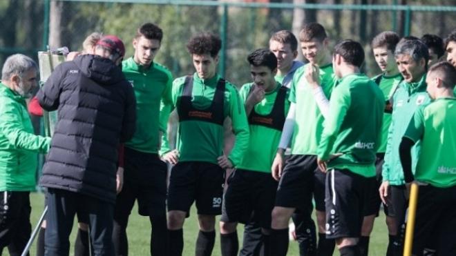 Казанские футболисты сыграли вничью в Турции