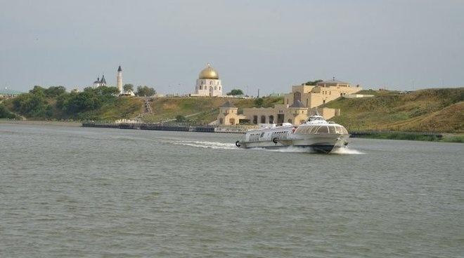 Завтра откроются скоростные рейсы в Болгар