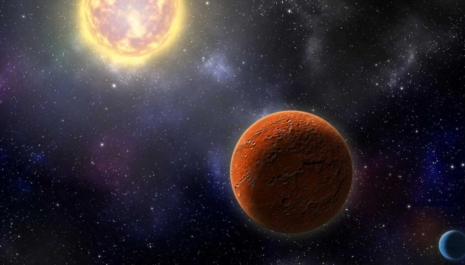 Новости  - Учёные NASA обнаружили новую экопланету