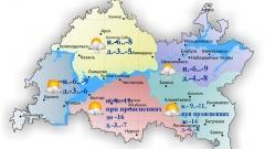 Новости  - 10 февраля в Татарстане местами небольшой снег