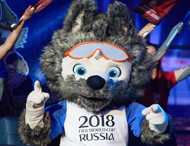 Возле стадиона «Казань-Арена» появится волк Забивака