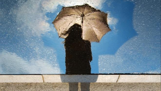Сегодня по республике местами кратковременный дождь