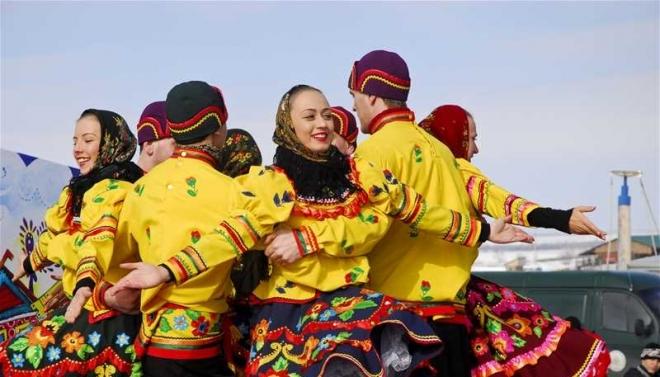 В 8 точках города можно будет справить Масленицу в Казани