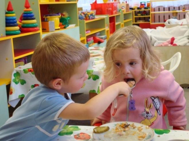 56 новых детских садов откроется в Татарстане в 2014 году