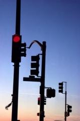 Новости  - Неработающий светофор в Казани включат в 17:00