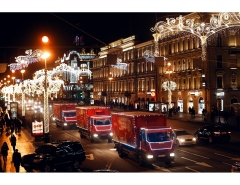 Новости  - «Рождественский караван Coca-Cola» приедет в Казань 20 декабря