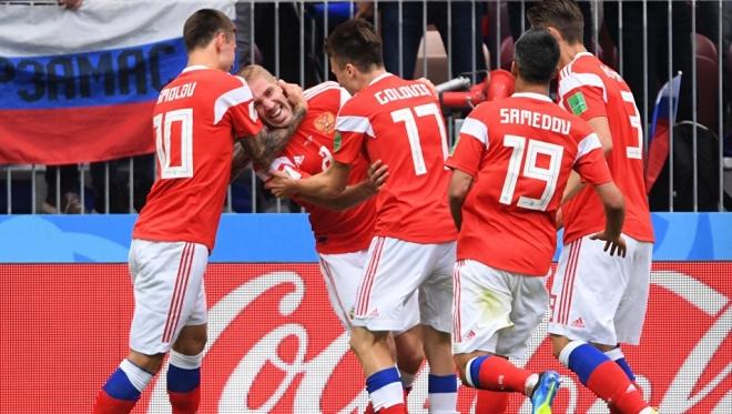 Новости  - Россия впервые за 32 года вышла в плей-офф ЧМ