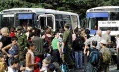 Новости  - В городе Агрыз РТ началась эвакуация населения.