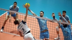 Новости  - «Зенит-Казань» проиграл в первом матче полуфинальной серии Лиги чемпионов по волейболу