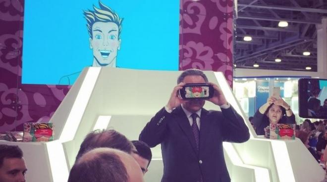 Вице-премьер Мутко отправился в Татарстан виртуально