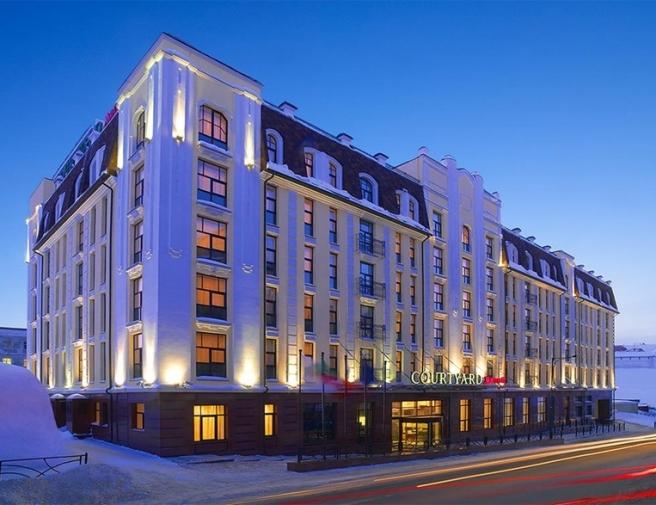 Новости  - СМИ: у отеля Marriott в Казани появился новый владелец