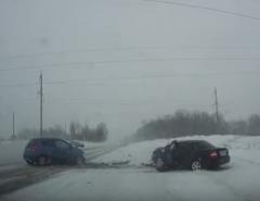 Новости  - На дорогах Татарстана 2 января пострадали 14 человек
