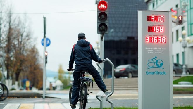 В Минтрансе подчеркивают необходимость строительства велодорожек по всей стране