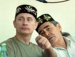 Новости  - На жилом комплексе Казани появилось обращение к Путину: «Даже не вздумай уходить»