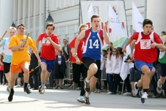 В Казани пройдёт традиционная апрельская легкоатлетическая эстафета