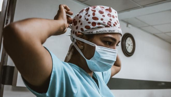 За сутки в России выздоровело только 3 615 пациентов