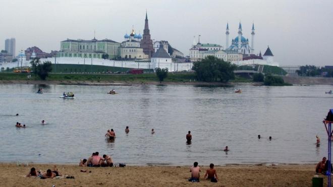 В Казани, в летний сезон, планируется работа восьми городских пляжей.