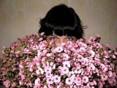 Новости  - Выбери самый прекрасный образ с цветами
