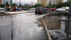 Сотни миллионов рублей, тратит Казань напрочистку ливневок