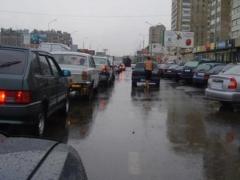 Новости  - Казань празднует День города под дождем