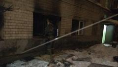 Новости  - Из горящего жилого дома в Казани эвакуировались 73 жильца
