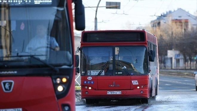 Новости  - 40 автобусов на природном газе появятся в Казани
