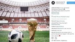 Новости Спорт - Официальный мяч ЧМ-2018 представили в Москве