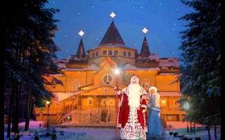 В новогодние каникулы юные казанцы могут поехать на родину Деда Мороза на поезде