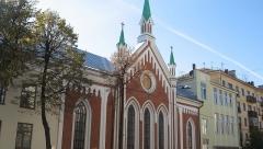 Новости  - В Казани отремонтируют здание Евангелическо-лютеранской церкви Святой Екатерины