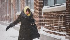 Новости  - В Татарстане ожидается сильный снег и метель