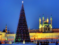 Новости  - Скоро Новый Год: где отдохнуть в Казани?