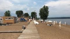 Новости  - Только один пляж в Татарстане получил санитарно-эпидемиологическое заключение